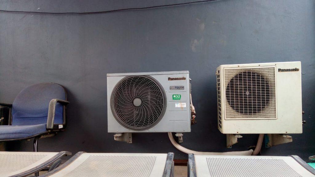 Jasa Service AC di Karawaci
