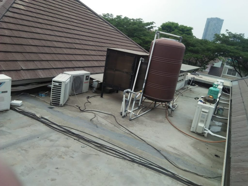 Jasa Service AC di Serpong Tangerang Selatan